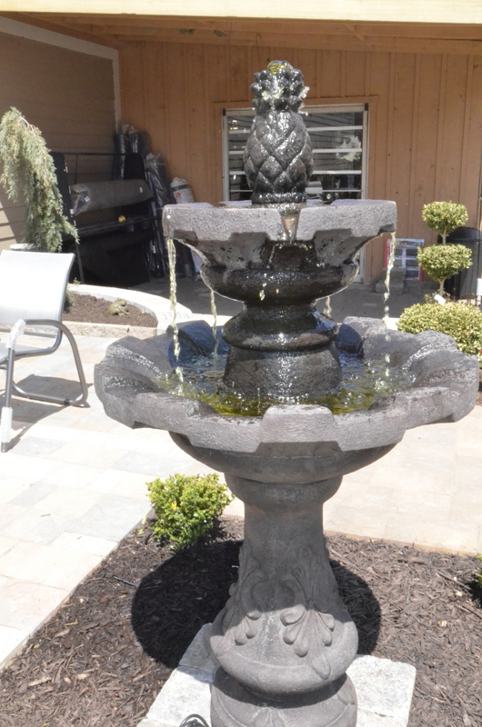We Stock Hundreds Of Concrete Statue Fountains And Bird Baths. We Are  Massarelliu0027s Largest Northeast Ohio Dealer With A Single Location.
