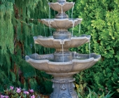 CLASSIC FOUR TIER FOUNTAIN