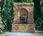 IVY GARDEN FOUNTAIN