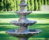 LARGE FOUR TIER FOUNTAIN