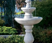 TWO TIER LANE FOUNTAIN